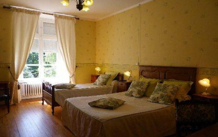 Location de vacances - Chambre d'hôtes à La Feuillie