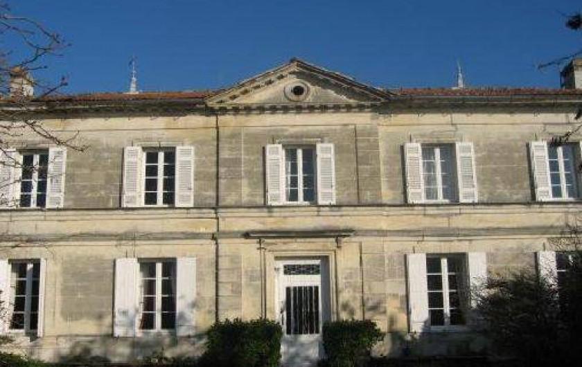 Location de vacances - Château - Manoir à Saint-Yzans-de-Médoc