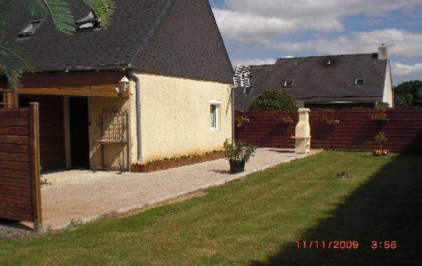 Location de vacances - Maison - Villa à Le Tronchet