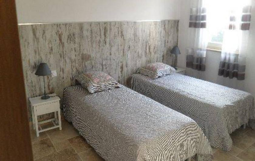 Location de vacances - Maison - Villa à Saint-Saturnin-lès-Apt