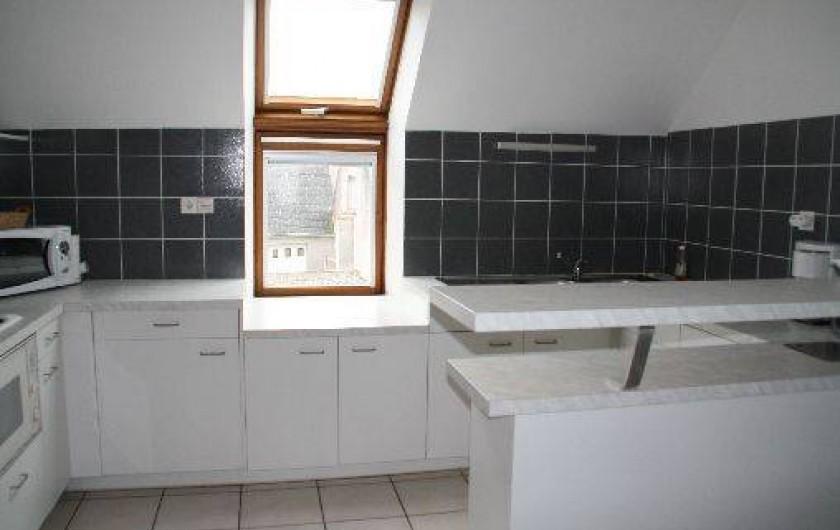 Location de vacances - Appartement à Penmarch