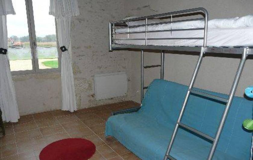 Location de vacances - Chambre d'hôtes à Vendœuvres