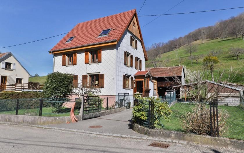 Location de vacances - Gîte à Sondernach - Votre lieu de  résidence, à Sondernach