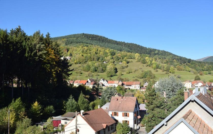 Location de vacances - Gîte à Sondernach - Vers la Rue du Buhl sepuis nos gîtes