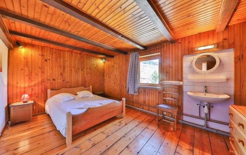 Location de vacances - Gîte à Sondernach - Belle chambre avec coin toilette