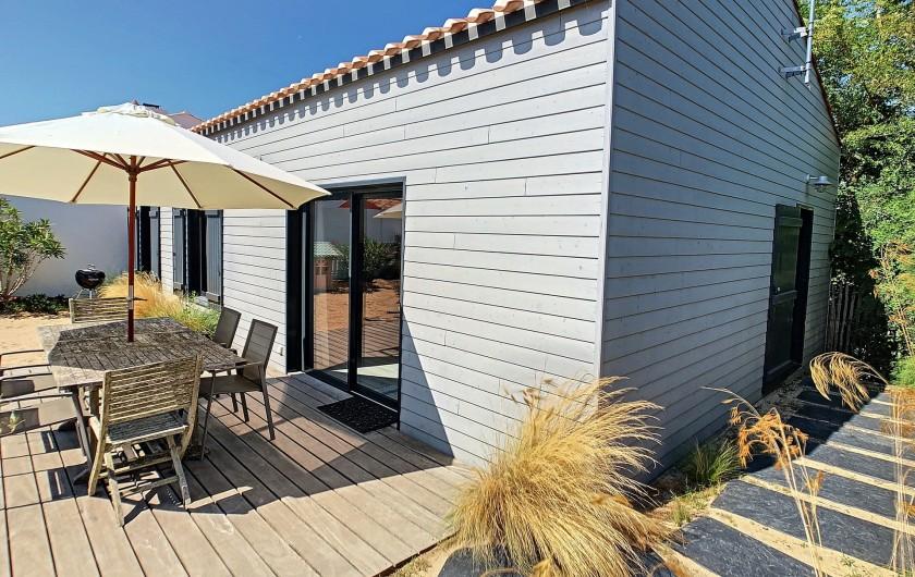 Location de vacances - Villa à Barbâtre - Le Cabernot