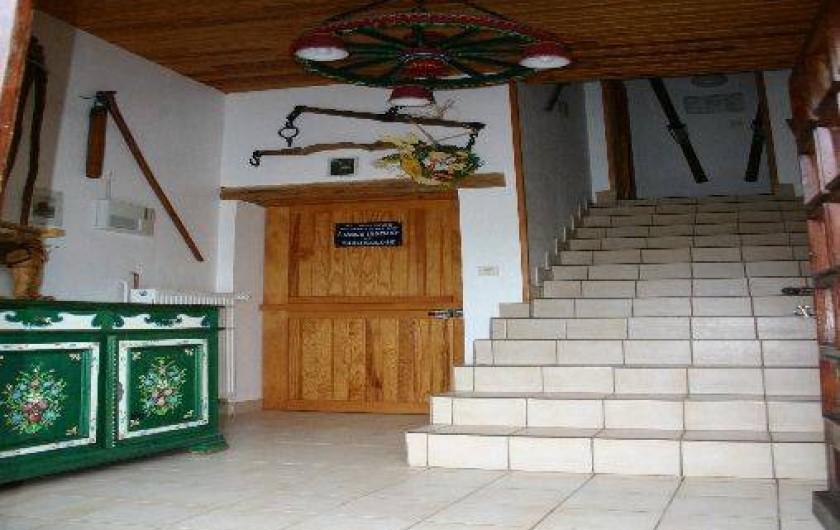 Location de vacances - Gîte à Solbach