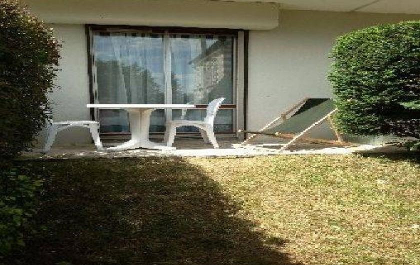 Location de vacances - Studio à Cabourg