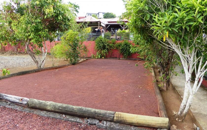 Location de vacances - Bungalow - Mobilhome à Le Tampon