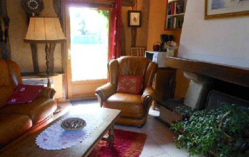 Location de vacances - Chambre d'hôtes à Sainte-Geneviève