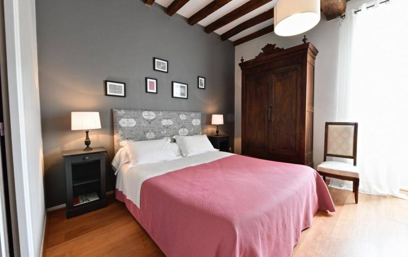 Location de vacances - Chambre d'hôtes à Monein - La chambre Eugenie