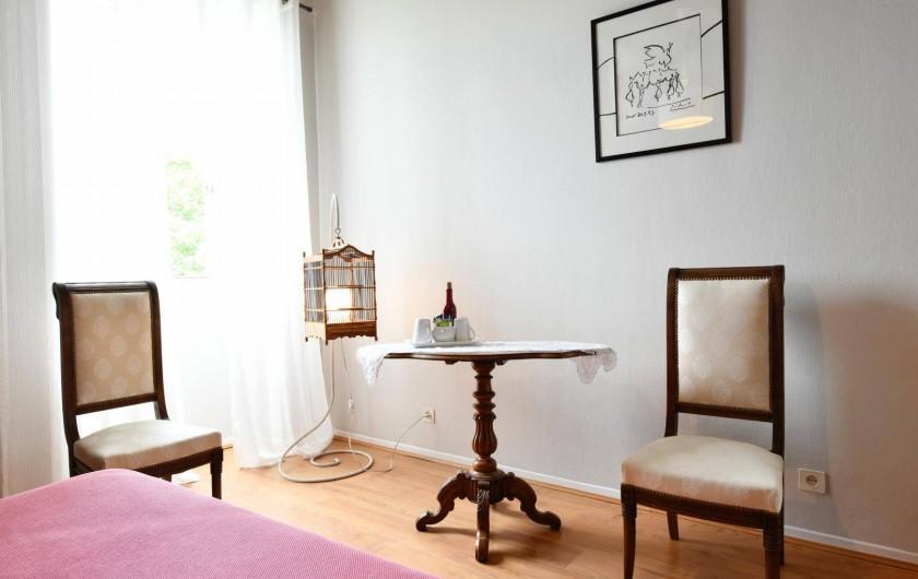 Location de vacances - Chambre d'hôtes à Monein - Le salon Eugenie