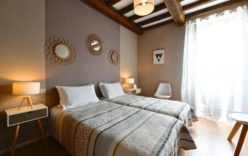 Location de vacances - Chambre d'hôtes à Monein - La chambre Honorine