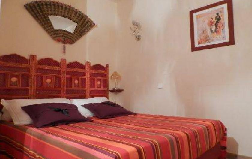 Location de vacances - Chambre d'hôtes à Camélas - Chambre Dali