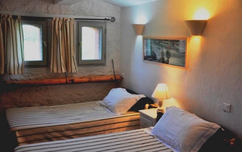 Location de vacances - Chambre d'hôtes à Camélas - Chambre 3