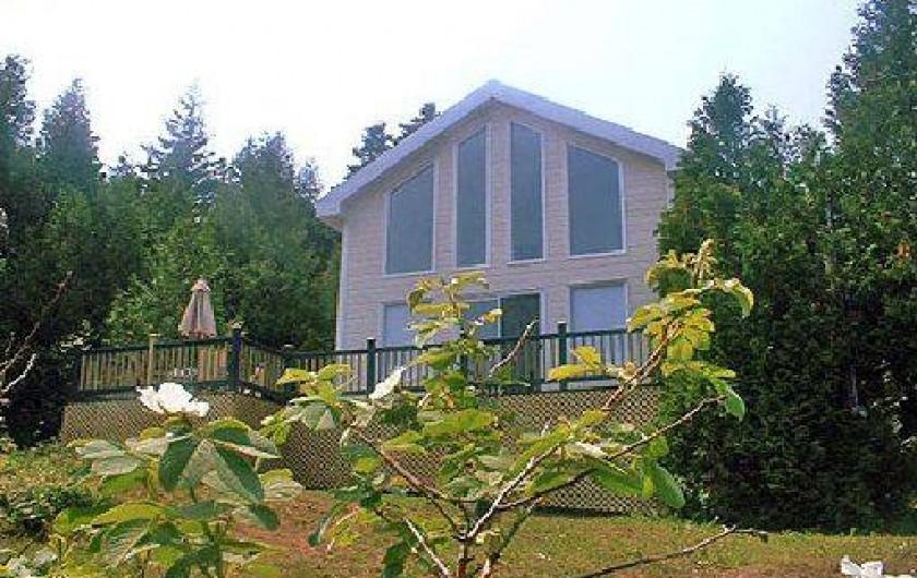 Location de vacances - Chalet à Saint-Hilarion