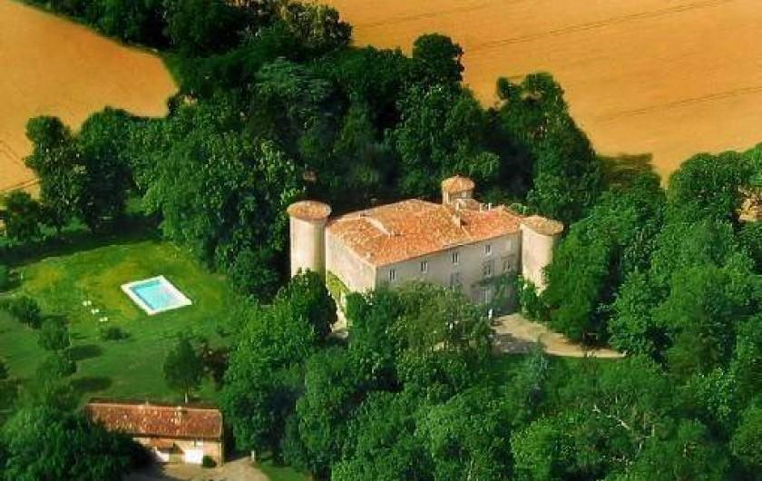 Location de vacances - Château - Manoir à Plaigne