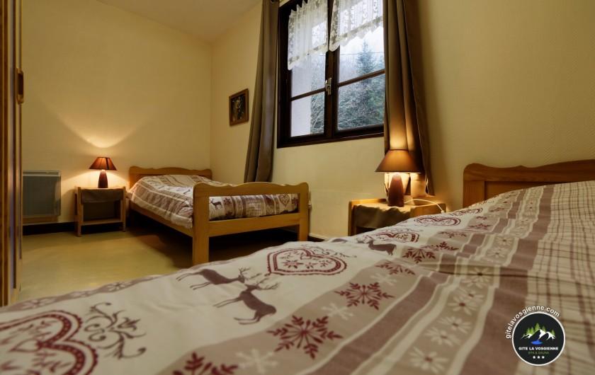 Location de vacances - Gîte à Sapois - Chambre 6
