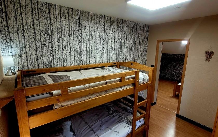 Location de vacances - Gîte à Sapois - Chambre 8