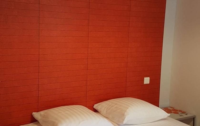 Location de vacances - Appartement à Villefranche-de-Rouergue - Chambre 1