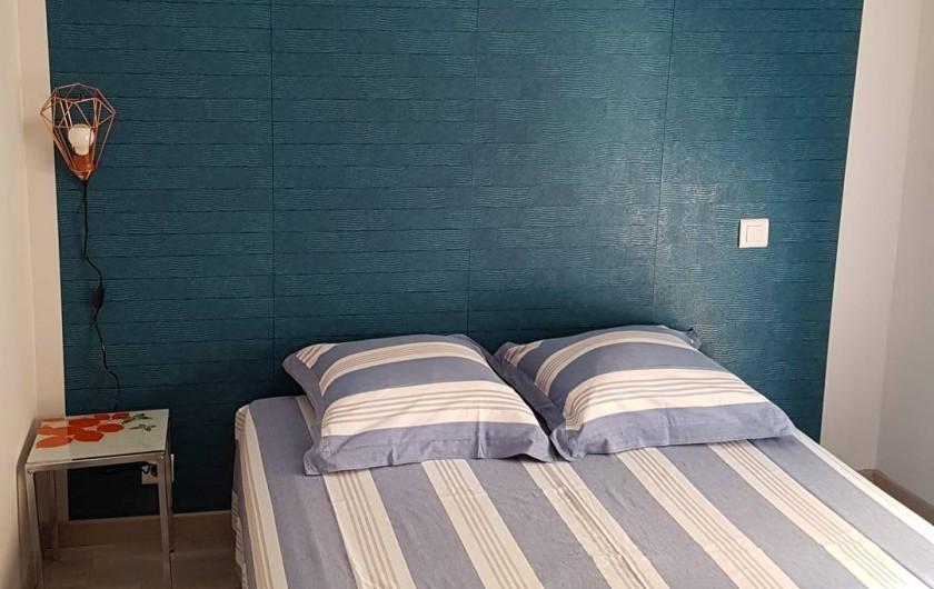 Location de vacances - Appartement à Villefranche-de-Rouergue - Chambre 2
