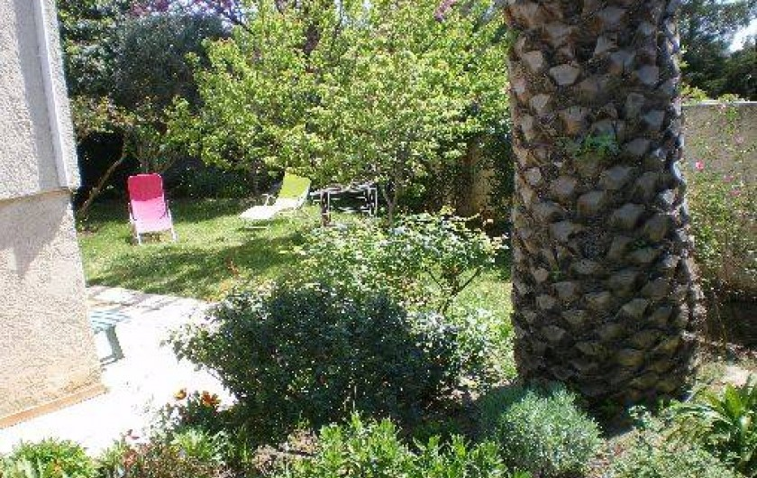 Location de vacances - Appartement à Carnoux-en-Provence
