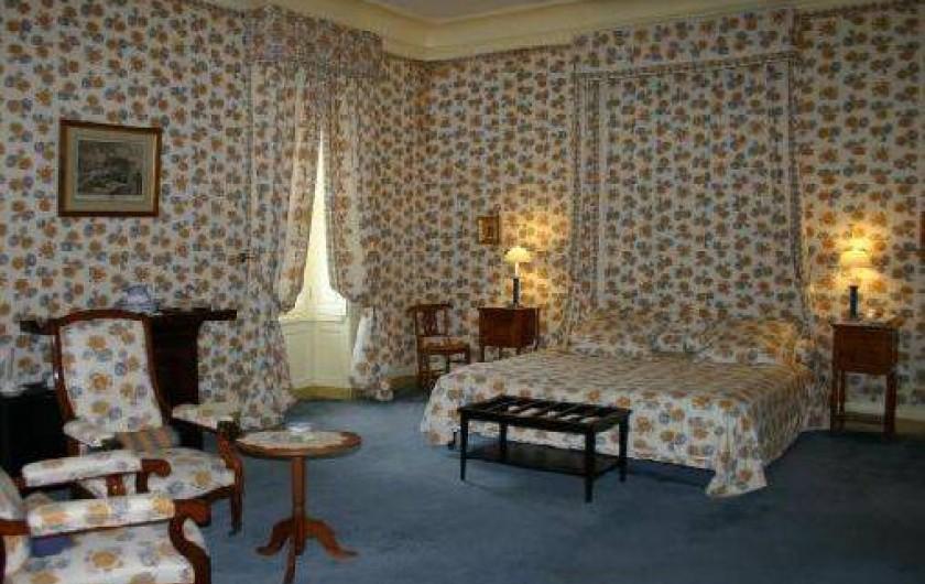 Location de vacances - Chambre d'hôtes à Oizon