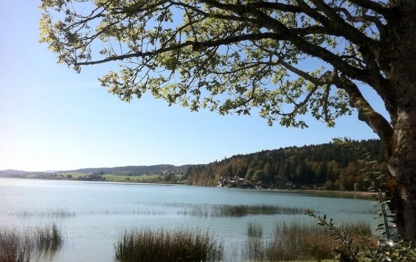 Location de vacances - Gîte à Malbuisson - le lac
