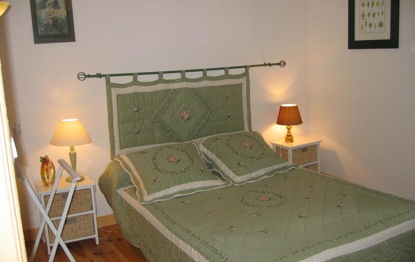 Location de vacances - Gîte à Malbuisson - chambre gites 4 personnes
