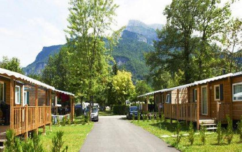 Location de vacances - Bungalow - Mobilhome à Passy