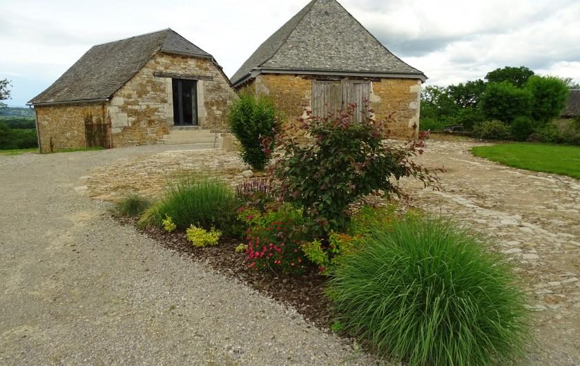 Location de vacances - Gîte à Bozouls - Façade