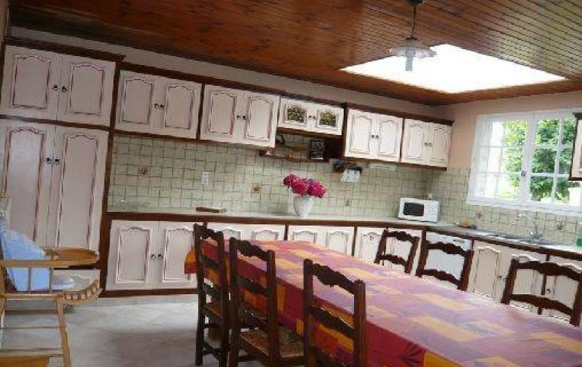 Location de vacances - Gîte à Quibou