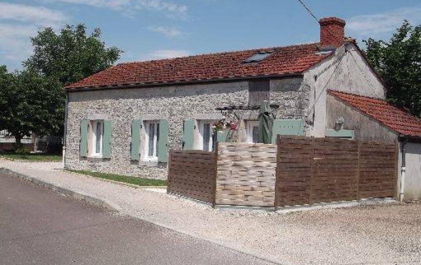 Location de vacances - Gîte à Quincey
