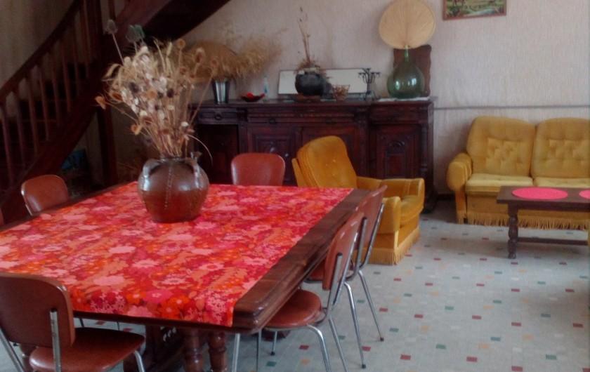 Location de vacances - Maison - Villa à Saint-Projet