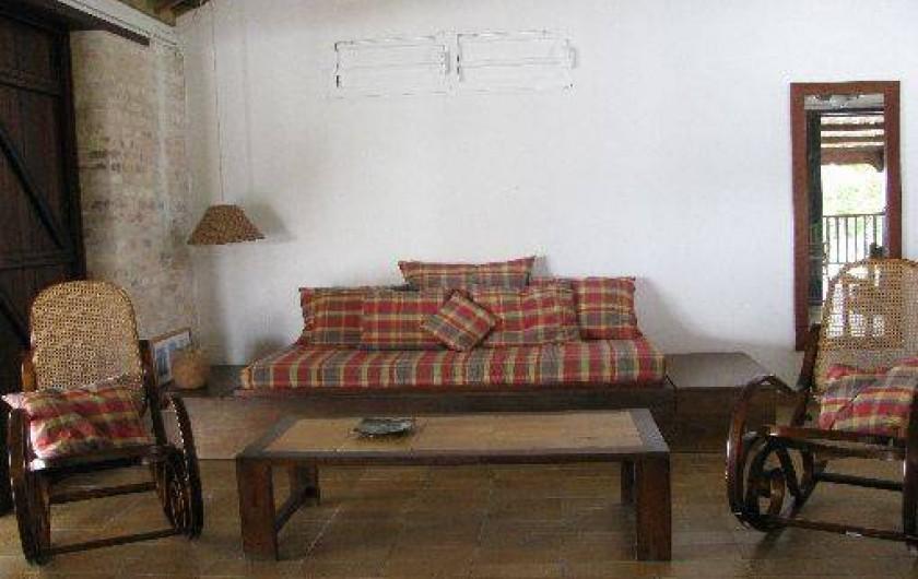 Location de vacances - Villa à Grand-Bourg