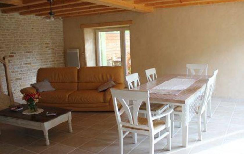 Location de vacances - Gîte à Chizé