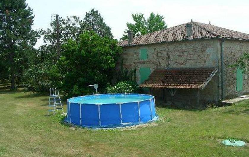 Location de vacances - Maison - Villa à Sainte-Livrade-sur-Lot
