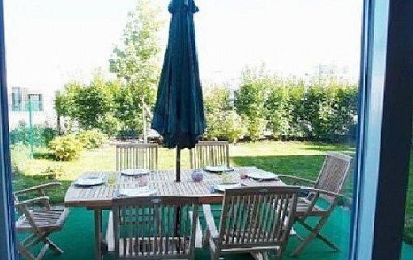 Location de vacances - Appartement à Montévrain