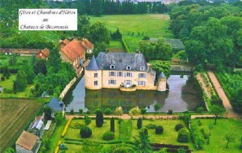 Location de vacances - Château - Manoir à Écommoy