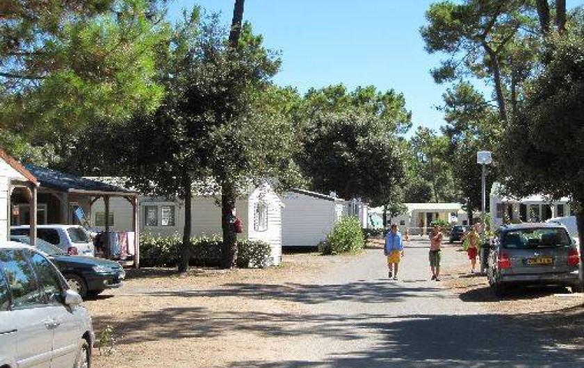 Location de vacances - Bungalow - Mobilhome à Saint-Jean-de-Monts