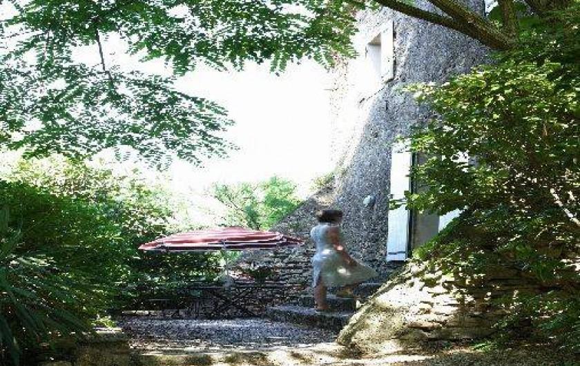 Location de vacances - Gîte à Marcorignan