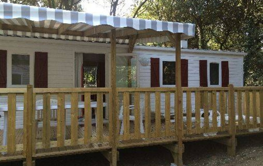 Location de vacances - Camping à Saint-Brevin-les-Pins