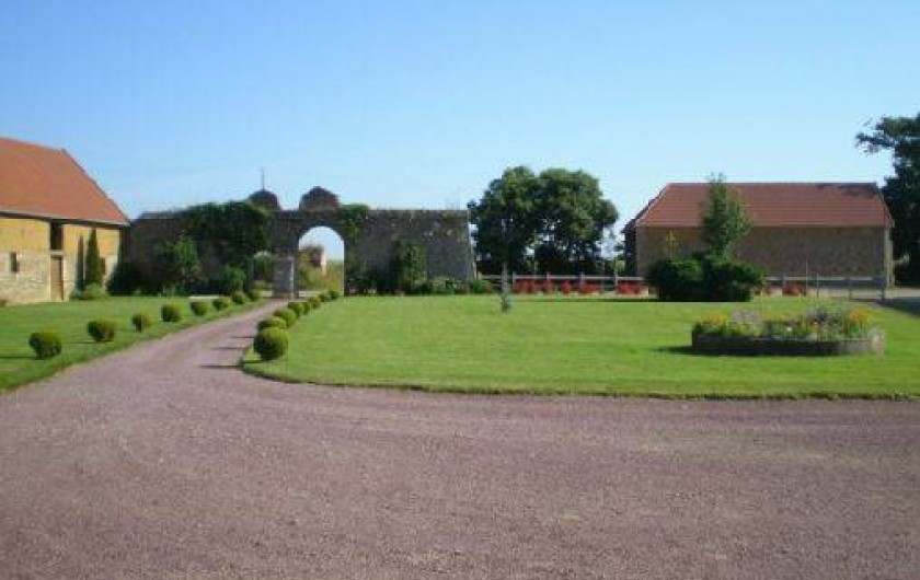 Location de vacances - Gîte à Millières