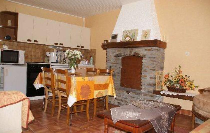 Location de vacances - Maison - Villa à Mont-Dol