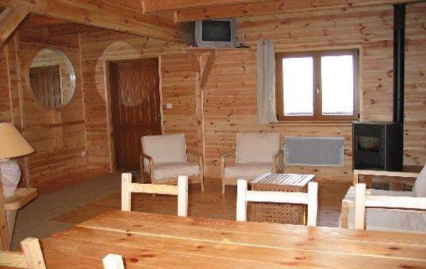 Location de vacances - Chalet à Le Creusot