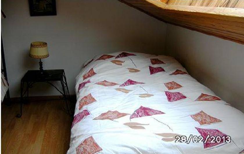 Location de vacances - Appartement à Sugny