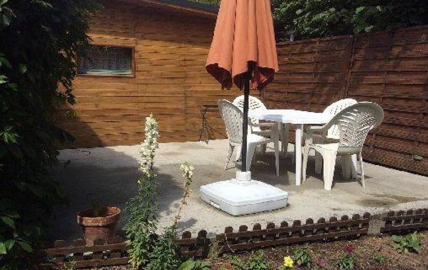 Location de vacances - Chalet à Clinchamps-sur-Orne