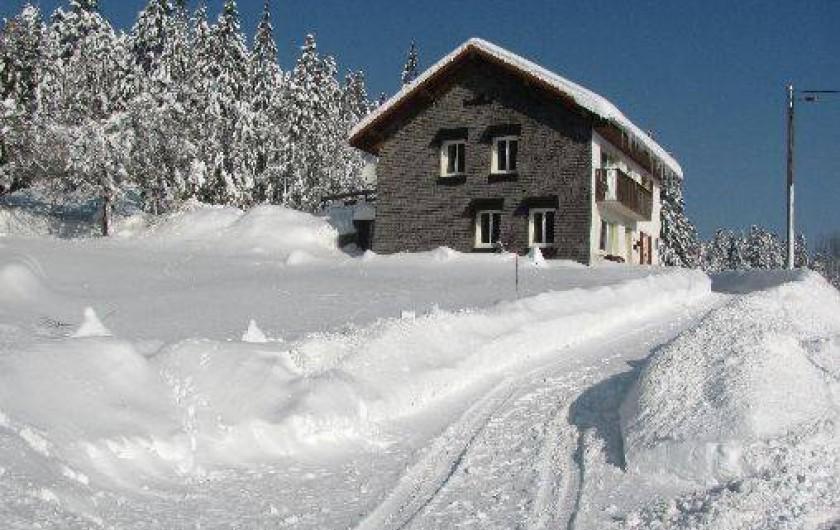 Location de vacances - Gîte à Prénovel