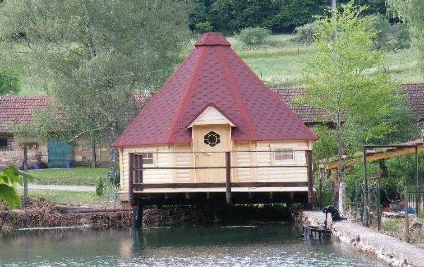 Location de vacances - Insolite à Balaives-et-Butz