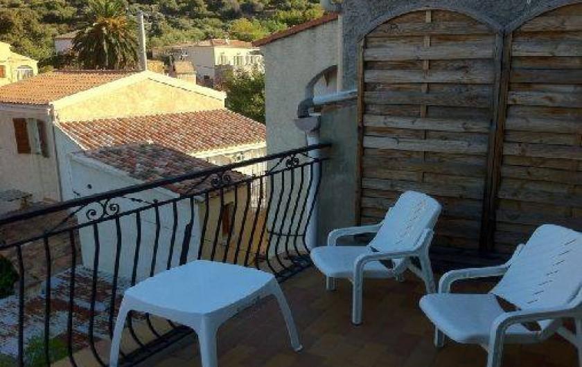 Location de vacances - Maison - Villa à Montegrosso